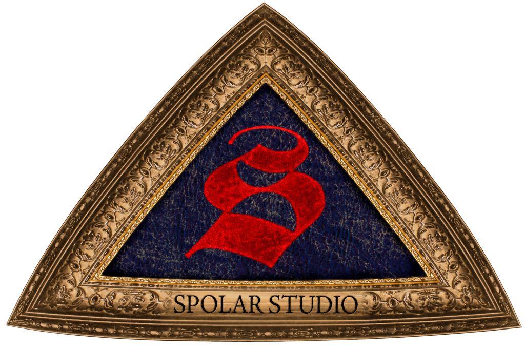 Spolar architectural art and design Studio Glendale WI logo