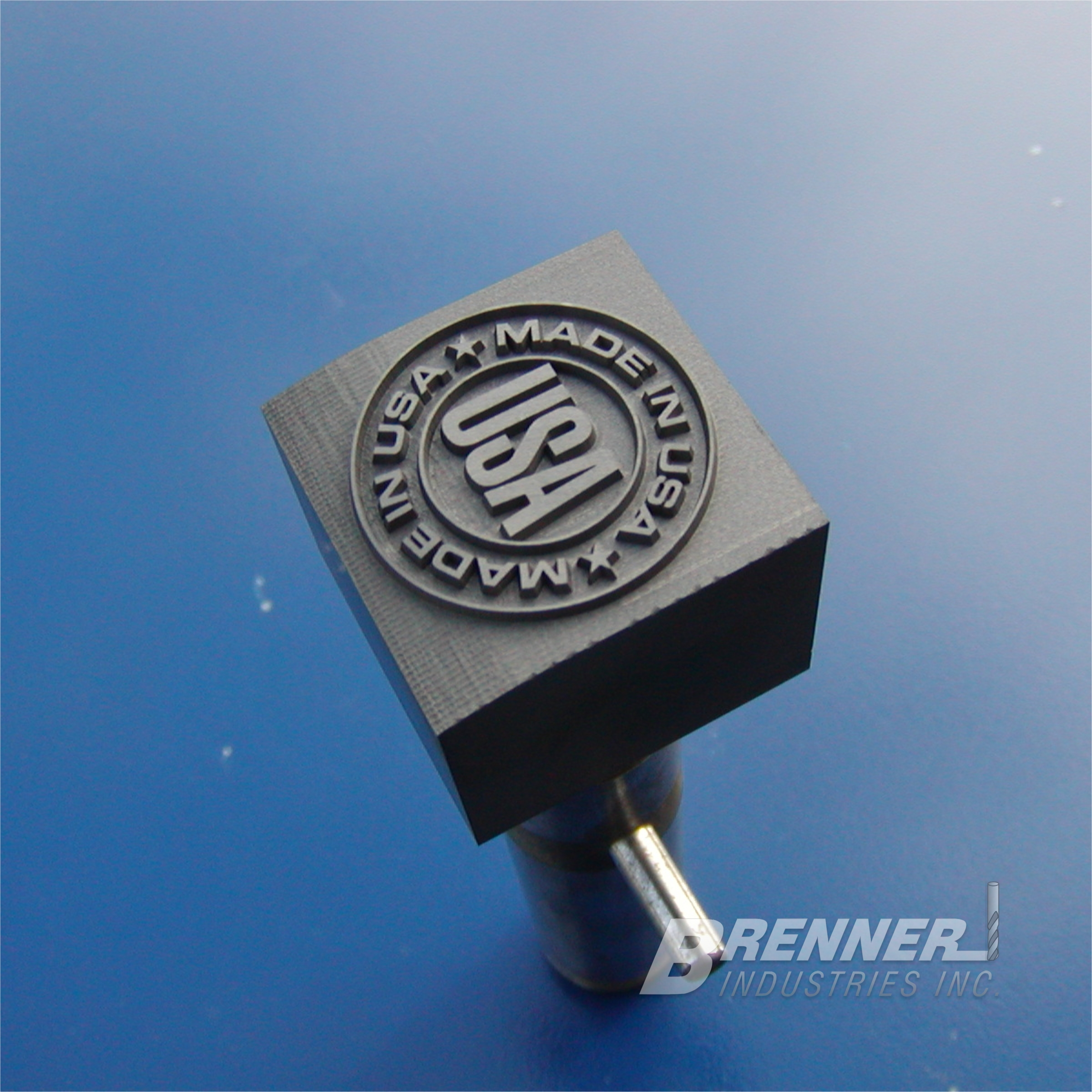electrode engraving Brenner Industries Industrial Mold Die Tool Stamping Machining Engraving Engravers Service Texture Polish Insert Inserts Components Plastic Injection Forming Metal Working Forging Cast Casting Castings Automotive Firearm Agricultural Cookware Marking Identification ID I.D. Part Number Logo Revision Brand Branding OEM Artwork Vector Company OEM O.E.M. Manufacturing Manufacturers Association Guild CNC EDM mill milling milled Hardened tool steel CMP PM A2 D2 S7 M4 A-2 D-2 S-7 M-4 DC-53 DC53 rapid ton tonne tonnage press draw blank blanking tooling production high multiple cavity revision core pin pins ejector instruction instructions communication communications words cutting cutter cutters hardmilling aluminum brass metal steel copper bronze work workers USA U.S.A. Milwaukee Wisconsin WI MKE Journeyman CAD CAM MasterCAM SolidWorks Master Solid 3D three dimensional modeling model direct
