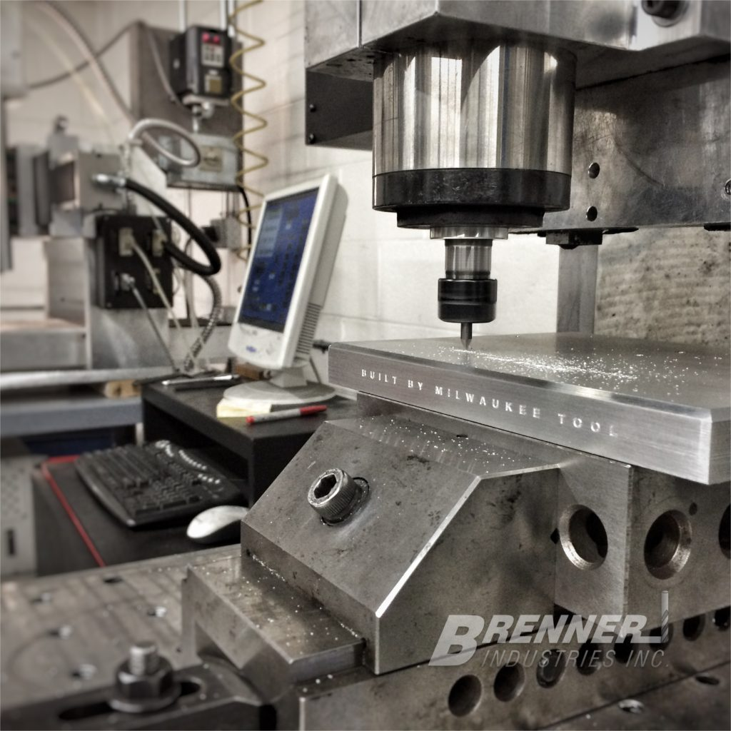 part marking electrode engraving Brenner Industries Industrial Mold Die Tool Stamping Machining Engraving Engravers Service Texture Polish Insert Inserts Components Plastic Injection Forming Metal Working Forging Cast Casting Castings Automotive Firearm Agricultural Cookware Marking Identification ID I.D. Part Number Logo Revision Brand Branding OEM Artwork Vector Company OEM O.E.M. Manufacturing Manufacturers Association Guild CNC EDM mill milling milled Hardened tool steel CMP PM A2 D2 S7 M4 A-2 D-2 S-7 M-4 DC-53 DC53 rapid ton tonne tonnage press draw blank blanking tooling production high multiple cavity revision core pin pins ejector instruction instructions communication communications words cutting cutter cutters hardmilling aluminum brass metal steel copper bronze work workers USA U.S.A. Milwaukee Wisconsin WI MKE Journeyman CAD CAM MasterCAM SolidWorks Master Solid 3D three dimensional modeling model direct